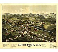 Goffstown New Hampshire (1887) Photographic Print