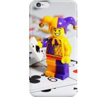 Lego Jester iPhone Case/Skin