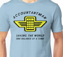 Accountantman Unisex T-Shirt