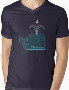 Whale, whale, whale Mens V-Neck T-Shirt
