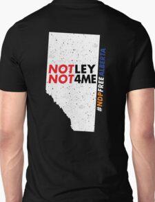 NDP Free Alberta Unisex T-Shirt