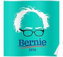 Bernie Hair Poster