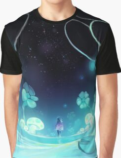 waterfall 3/3 Graphic T-Shirt