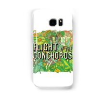 Flight of the Concords New zelands Bret Jemaine Samsung Galaxy Case/Skin
