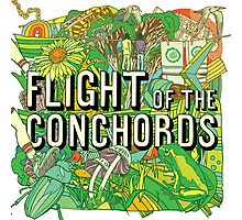 Flight of the Concords New zelands Bret Jemaine Photographic Print