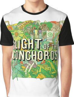 Flight of the Concords New zelands Bret Jemaine Graphic T-Shirt