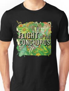 Flight of the Concords New zelands Bret Jemaine Unisex T-Shirt
