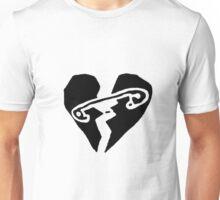5 Seconds Of Summer Heart Logo Unisex T-Shirt