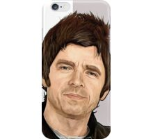 Noel Gallagher iPhone Case/Skin