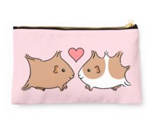 Guinea-pig Sweethearts Studio Pouch