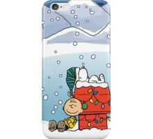 Snoopy and best friends iPhone Case/Skin