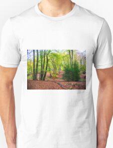 Woodland wonderland Unisex T-Shirt
