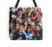 "Brian ""Q"" Quinn collage (Tote Bag) Tote Bag"
