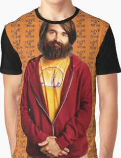 Last man on earth - Alive in Tucson Graphic T-Shirt