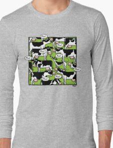 RooMoo! Long Sleeve T-Shirt