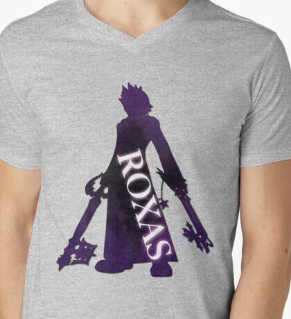 Roxas Mens V-Neck T-Shirt
