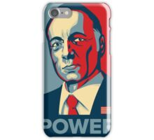 Power of Underwood iPhone Case/Skin
