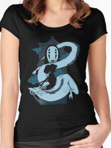 Spirit Girl Women's Fitted Scoop T-Shirt
