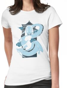 Spirit Girl Womens Fitted T-Shirt