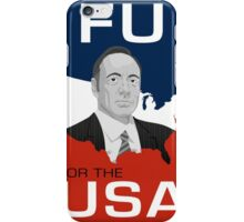 Frank Underwood for USA iPhone Case/Skin