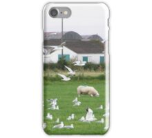 UN 405 North atlantic Squadron Gull patrol with Ground Crew iPhone Case/Skin