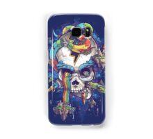 Strangely Familiar Samsung Galaxy Case/Skin