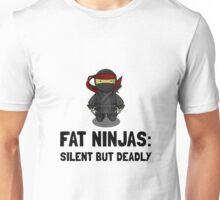 Fat Ninja Unisex T-Shirt