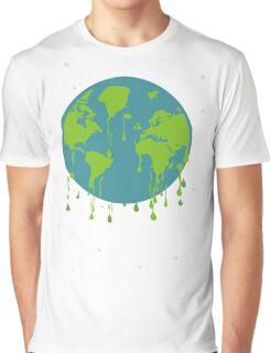 global warming tshirt Graphic T-Shirt