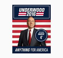Frank Underwood President Unisex T-Shirt