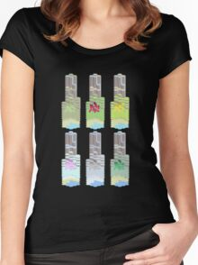 The Six Seasons Women's Fitted Scoop T-Shirt