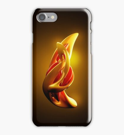 ~ Flame ~  iPhone Case/Skin