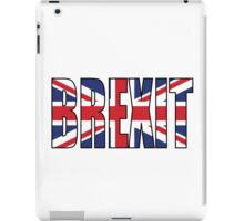 Brexit iPad Case/Skin