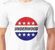 Underwood for President Unisex T-Shirt