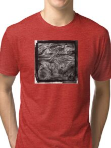 Wood Ink  Tri-blend T-Shirt