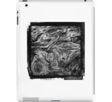 Wood Ink  iPad Case/Skin