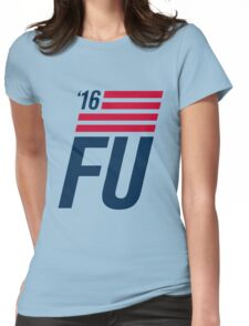 Underwood Logo Womens Fitted T-Shirt