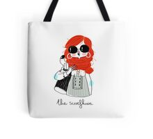The scarfhair Tote Bag