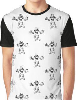 Gerald the Gunslinger [WHITE] Graphic T-Shirt
