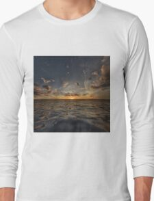 Fantasy Sunset 3 Long Sleeve T-Shirt