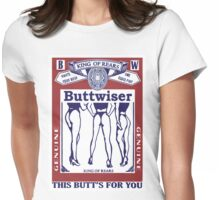 Lana Del Rey Buttwiser Womens Fitted T-Shirt