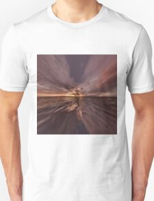 Fantasy Sunset 4 Unisex T-Shirt