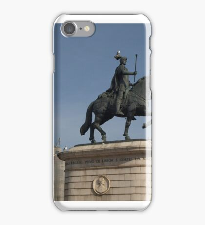 On Top iPhone Case/Skin