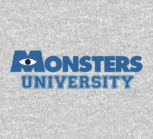 Monsters University One Piece - Long Sleeve