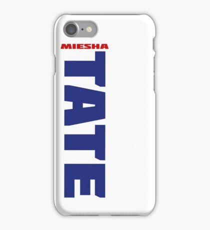 Miesha Tate iPhone Case/Skin