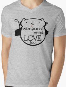 vampurrs need love too Mens V-Neck T-Shirt