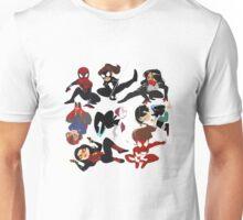 Spider-Gals 2.0 Unisex T-Shirt