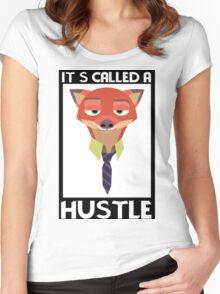 Fox Minialist Women's Fitted Scoop T-Shirt