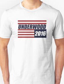 UNDERWOOD 2016 CAMPAIGN  Unisex T-Shirt