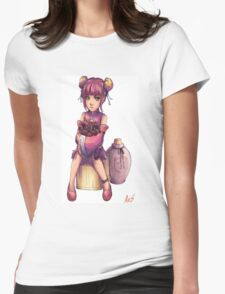 gamer fans  Womens Fitted T-Shirt