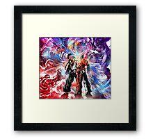 Fight #1 Framed Print
